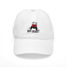 Got Mud? Red Rhino Baseball Cap