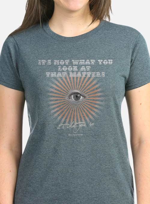 It's What You See T-Shirt