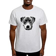 Pit Bull Portrait T-Shirt