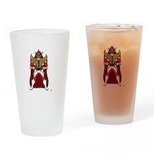 Jushin Liger Drinking Glass
