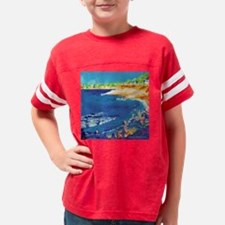 cove-square Youth Football Shirt
