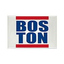 Boston Pride Rectangle Magnet