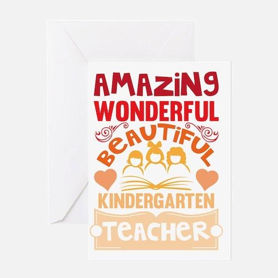 Cute Women and teacher Greeting Card