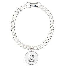 Bunny rabbit face Bracelet