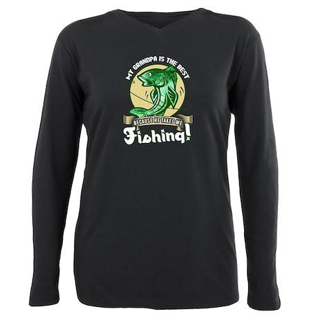 Fishing Shirt - Grandpa Fishing TShirt T-Shirt