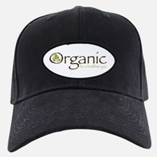 Organic for a healthier you Baseball Hat