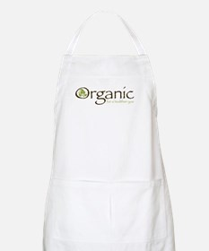 Organic for a healthier you BBQ Apron