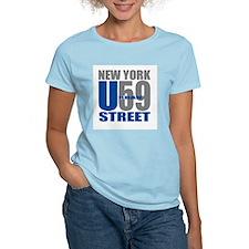 NYC Urban59 Street Logo Shirt Women's Pink T-Shirt