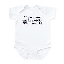 Baby Breastfeeding Advocacy Infant Bodysuit
