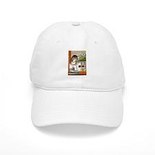 Pit Bull Mix Baseball Cap