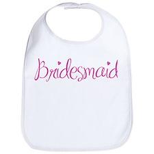 Bridesmaid Bib