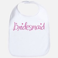Bridesmaid Bib