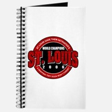 St. Louis Champions 2006 Journal