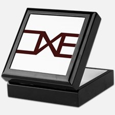 OXB Initial Keepsake Box