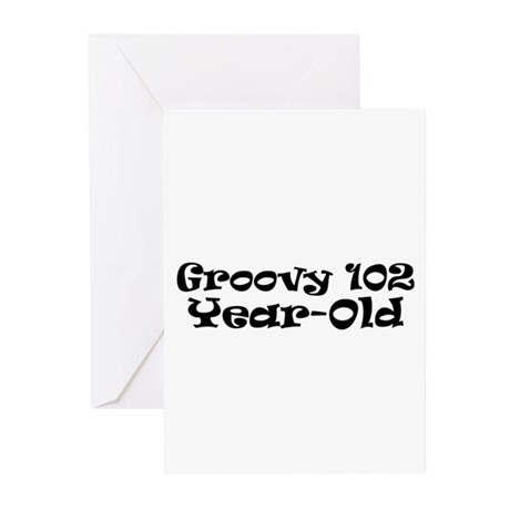 102 Greeting Cards (Pk of 10)