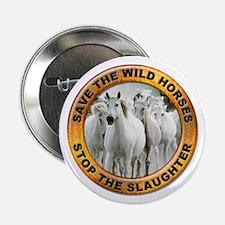 Save Wild Horses Button