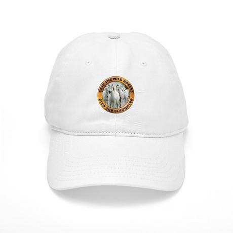 Save Wild Horses Cap