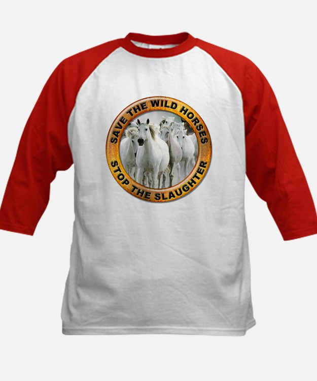 Save Wild Horses (Front) Tee