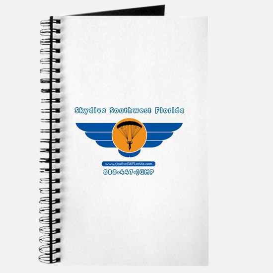 SKSWFL Back Logo Journal