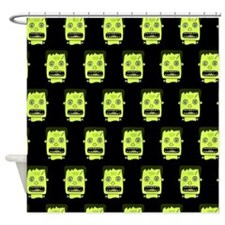 'Frankenstein' Shower Curtain
