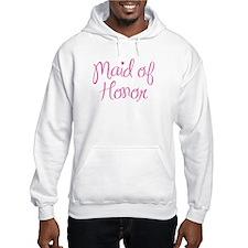 Maid of Honor Hoodie Sweatshirt