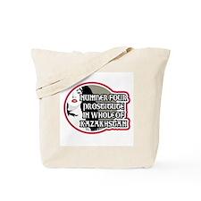 #4 Prostitute Tote Bag