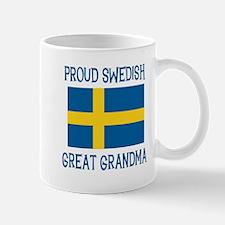 Swedish Great Grandma Mug