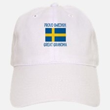 Swedish Great Grandma Baseball Baseball Cap