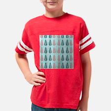 Takkies Leaf Pillow Youth Football Shirt