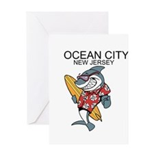 Ocean City, New Jersey Greeting Cards