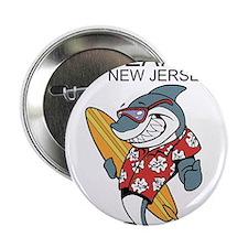 """Ocean City, New Jersey 2.25"""" Button"""
