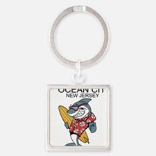 Ocean City, New Jersey Keychains