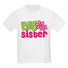 Big Sister Green Dot T-Shirt