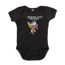 Ocean City, New Jersey Baby Bodysuit