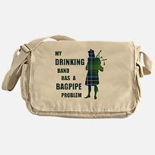 Bagpipe problem Messenger Bag