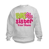 Big sister little sister Crew Neck