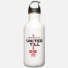 Funny Slogans Water Bottle