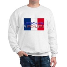 French Girl Sweatshirt