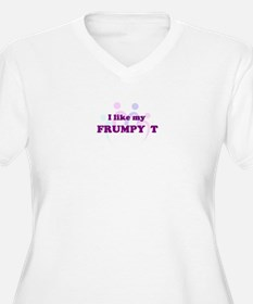 Frumpy T Plus Size T-Shirt