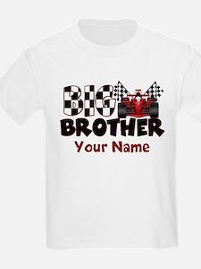 Big Brother Race Car T-Shirt