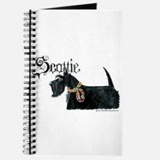 Celtic Scottish Terrier Journal