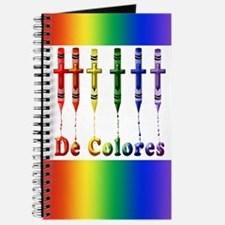 Unique De colores Journal