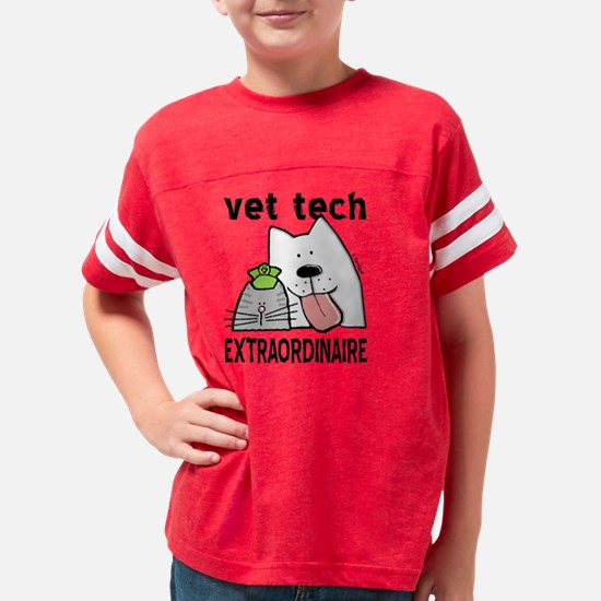 vettechextraordinaire Youth Football Shirt