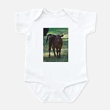 angus calf Infant Bodysuit