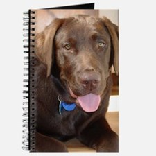 Happy Chocolate Lab Journal