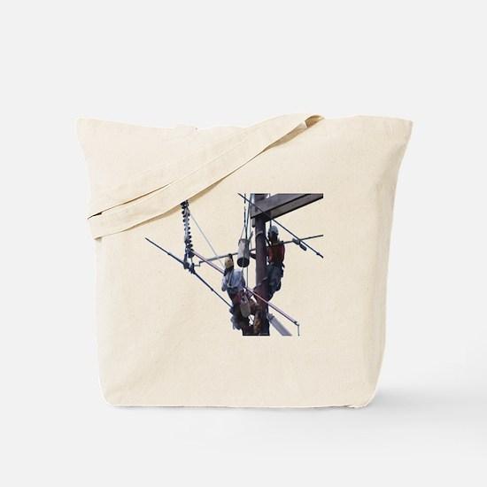 Hot Stick Tote Bag