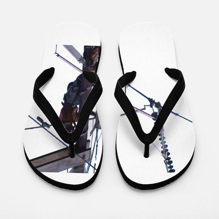 Hot Stick Flip Flops