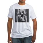 Pelvic Xray Gnome Fitted T-Shirt