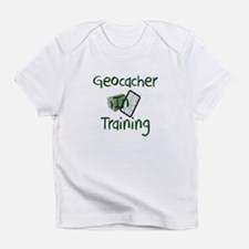 in training Infant T-Shirt