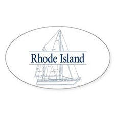 Rhode Island - Decal